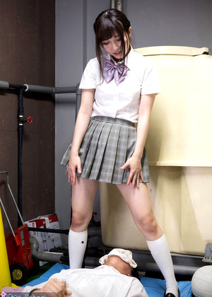 Afterschool Maria Wakatsuki Casual Focking Nomber