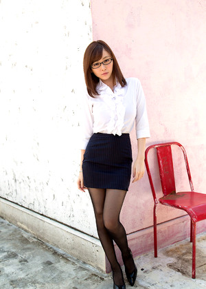 Japanese Anri Sugihara Profil Feas Photo