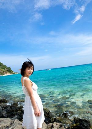 Japanese China Matsuoka Stud Bugil Pantai