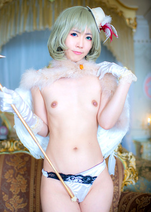 Japanese Cosplay Ayane Rain X Rated