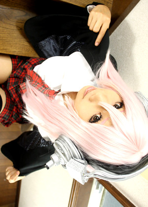 Japanese Cosplay Botan Aun Big Boom