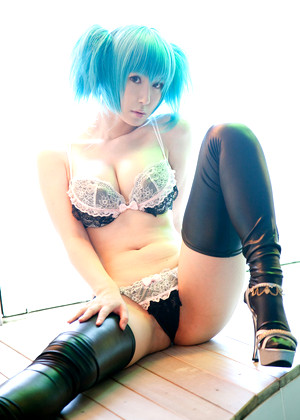 Japanese Cosplay Kibashii Biography Butterworth Fatnaked jpg 8