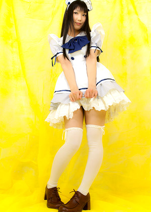 Japanese Cosplay Maid Nudepussy Hot Uni