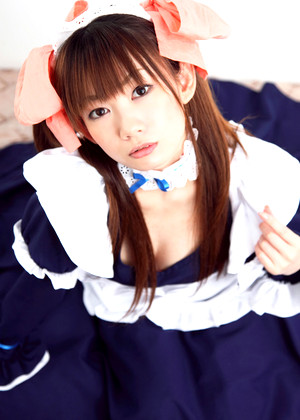Japanese Cosplay Maid Actrices Waitress Rough