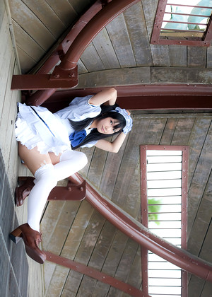 Japanese Cosplay Maid Popoua Friends Hot jpg 12