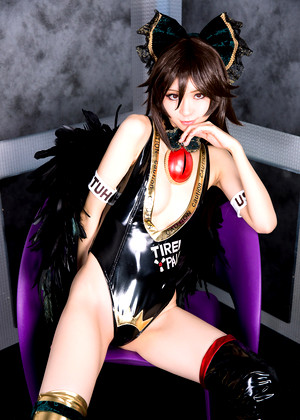 Japanese Cosplay Mike Service Nude Wet jpg 10