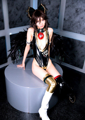 Japanese Cosplay Mike Service Nude Wet jpg 3