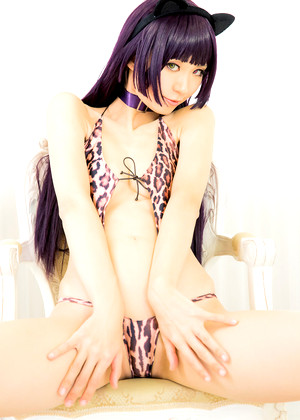 Japanese Cosplay Mike Pussy Strip Brapanty jpg 12