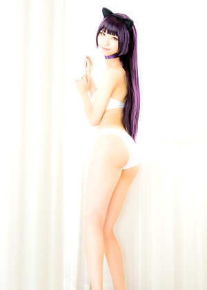 Japanese Cosplay Mike Pussy Strip Brapanty jpg 2