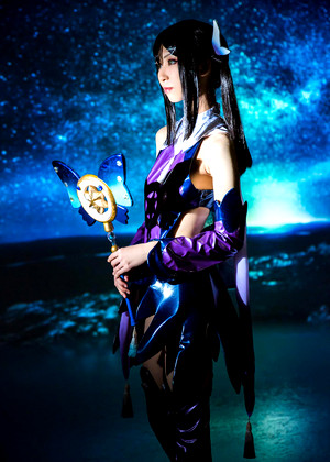 Japanese Cosplay Mike Devereaux Pics Navaporn