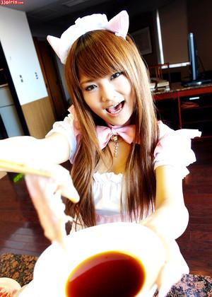Japanese Cosplay Ran Zoey Xgoro Black JavHdPics