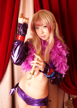 Japanese Cosplay Sachi At Bigdesi Aunty