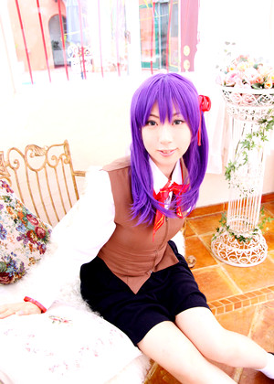 Japanese Cosplay Sachi Blackpoke Film Complito