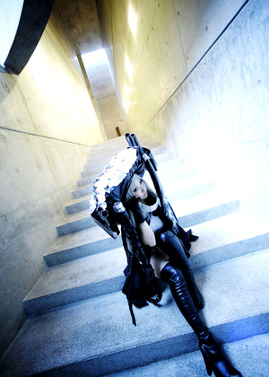 Japanese Cosplay Saku Metrosex Fat Black jpg 2