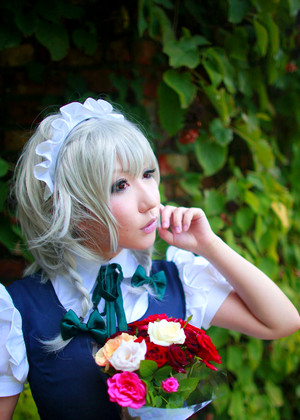 Japanese Cosplay Saku Bizzers Video Come