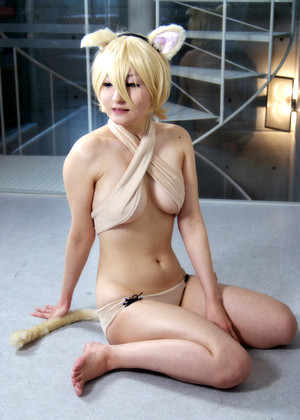 Japanese Cosplay Shien Tsplayground Busting Nuts