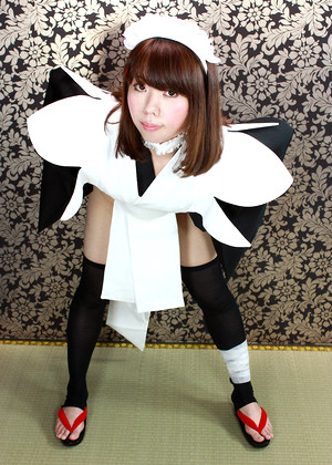 Japanese Cosplay Wotome Meowde Smart Women
