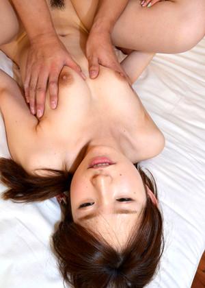 Nude girl on hoarse