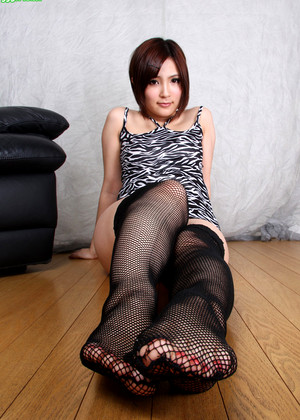 Japanese Kaede Oshiro Silver Heels Pictures jpg 10