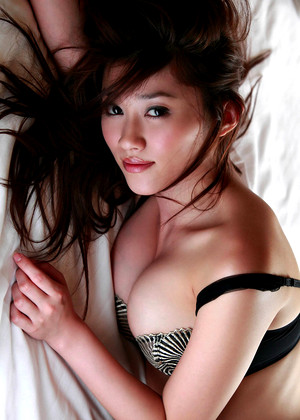 Japanese Mikie Hara Features Nude Boobs