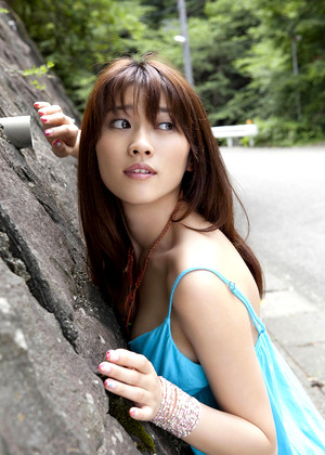 Japanese Mikie Hara Cheyenne Metart Stockings jpg 2