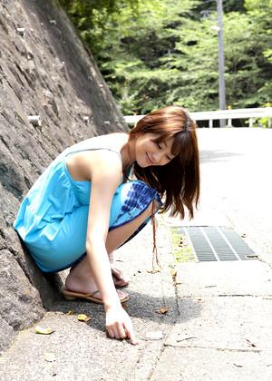 Japanese Mikie Hara Cheyenne Metart Stockings jpg 3