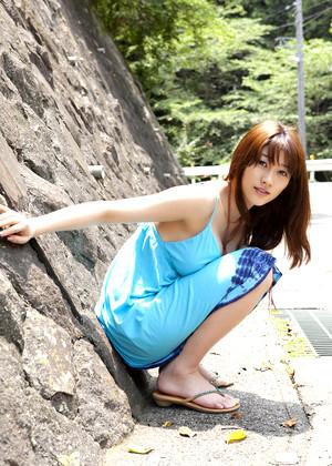 Japanese Mikie Hara Cheyenne Metart Stockings jpg 4