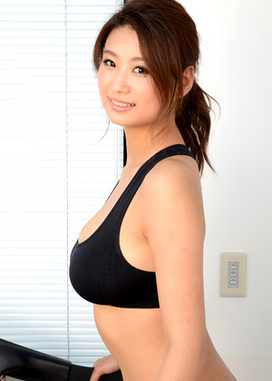 Japanese Nana Fukada Foxx Monster Black