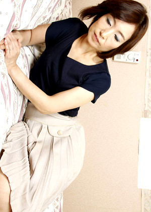 Japanese Rika Mikitani Choot Dripping Pussie