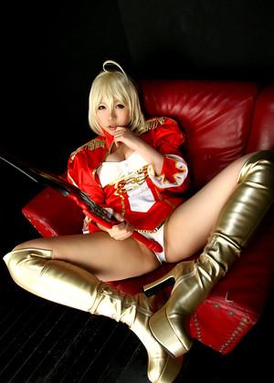 Japanese Rin Higurashi Cerah Ladies Thunder jpg 8