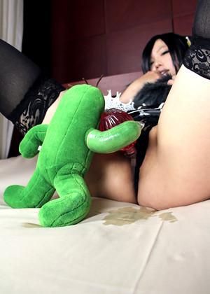 Japanese Rin Higurashi Sterwww Jiggling Tits jpg 7