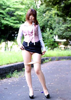 Japanese Rin Higurashi Galeria Cross Legged jpg 12