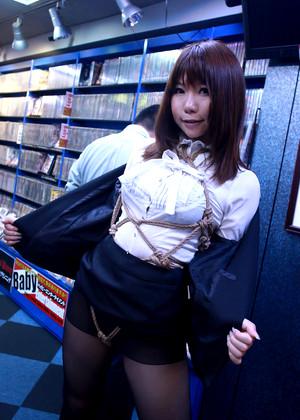 Japanese Rin Higurashi Galeria Cross Legged jpg 2