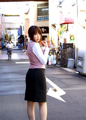 Japanese Rin Higurashi Galeria Cross Legged jpg 7