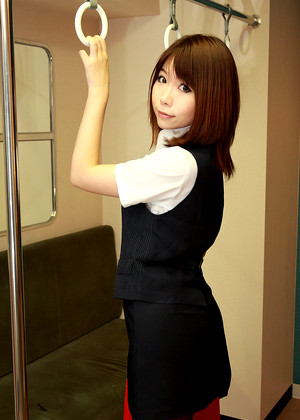 Japanese Rin Higurashi Latest Tight Pants jpg 12