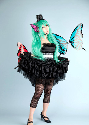 Japanese Vocaloid Cosplay Hipsbutt Images Gallery