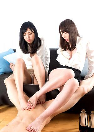 Legsjapan Natsuki Yokoyama Aya Kisaki National Dougazou Xhonay Xxxcom jpg 14