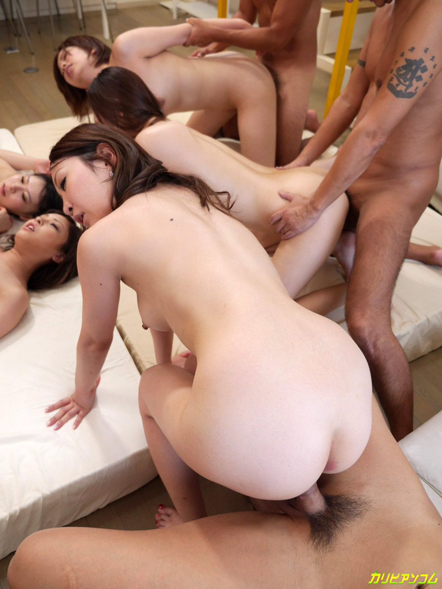 Innocent Japanese Girl Airi Satou Dragged Into Hard Sex