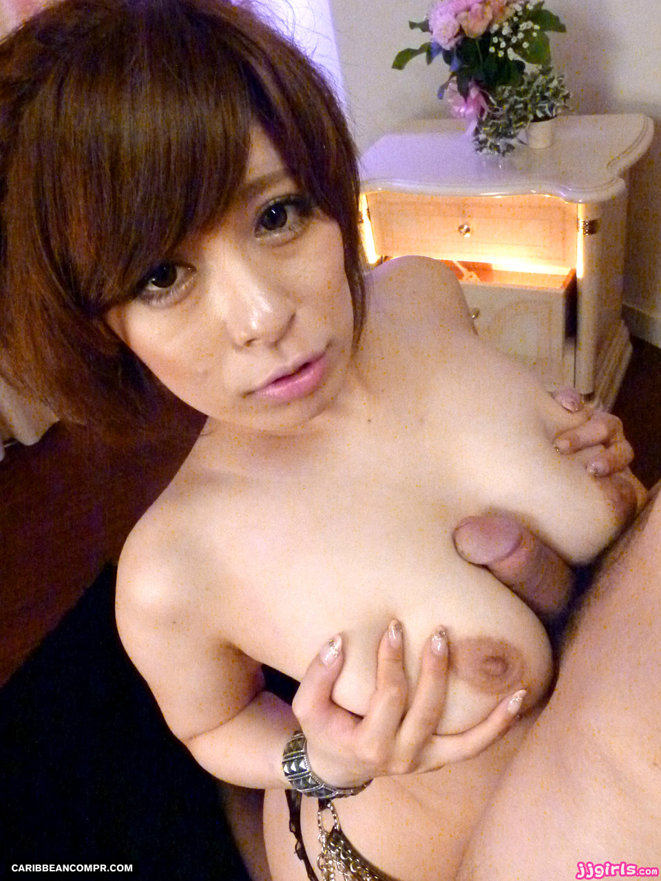 Japanese Titfuck