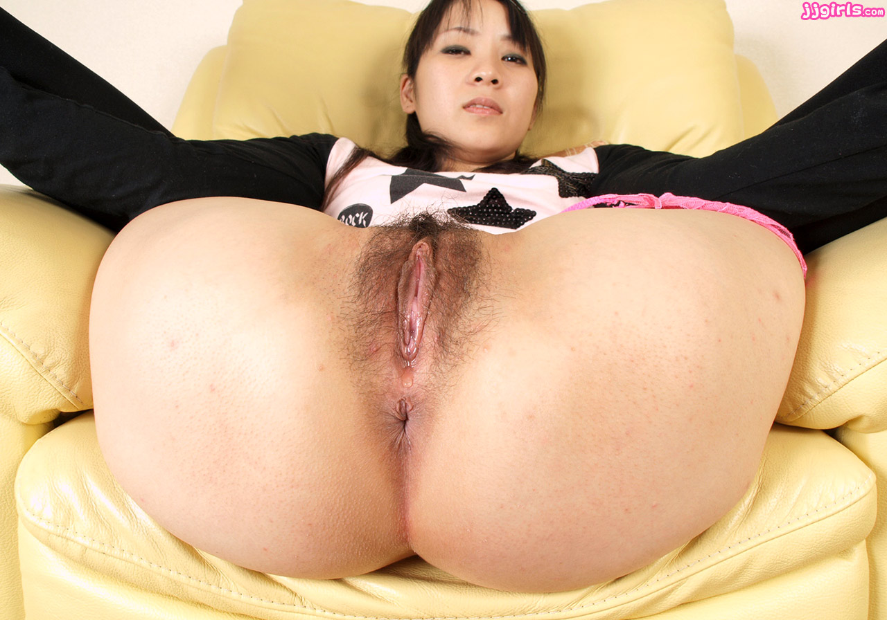 Abused asian ass