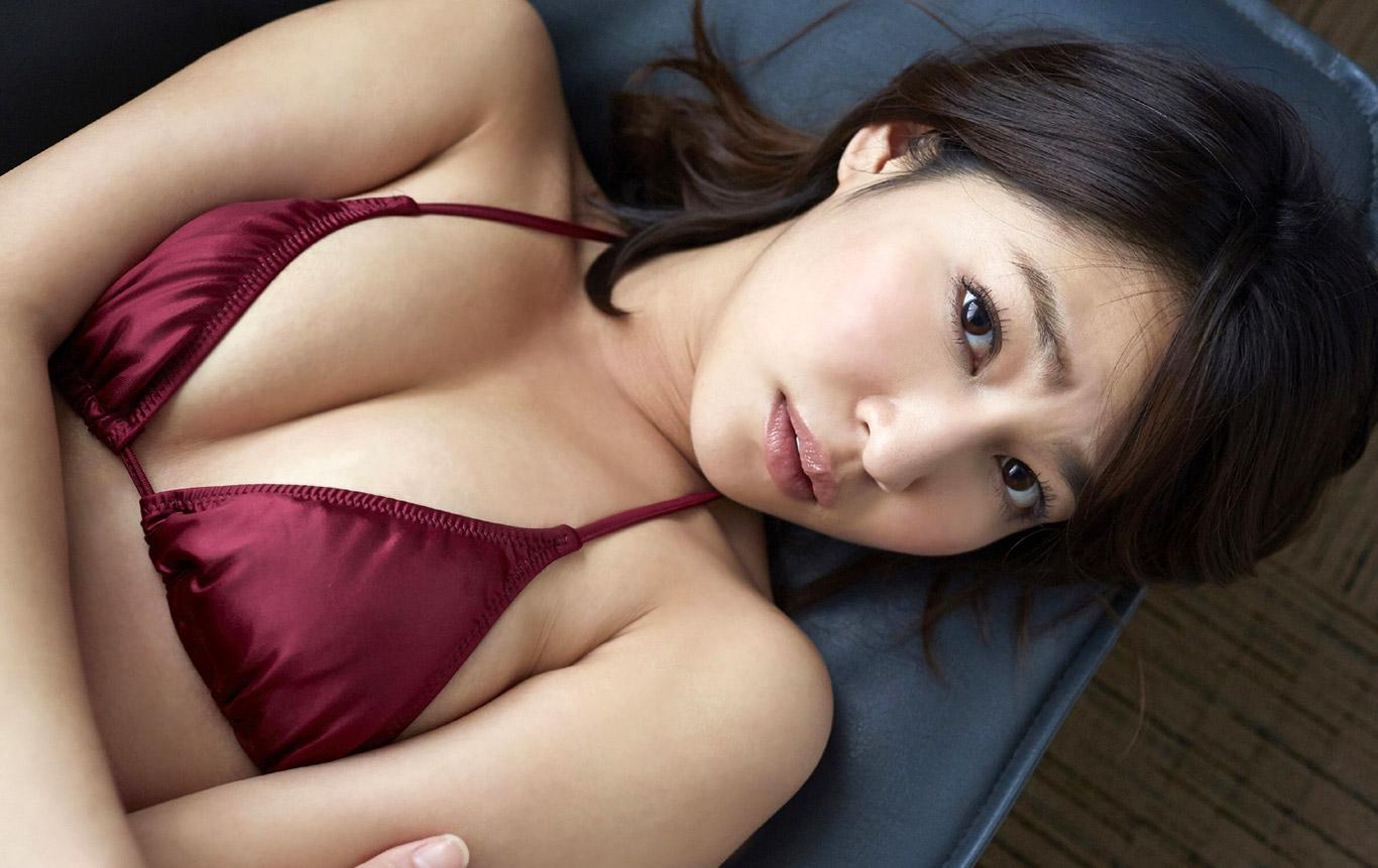 Large natural tits
