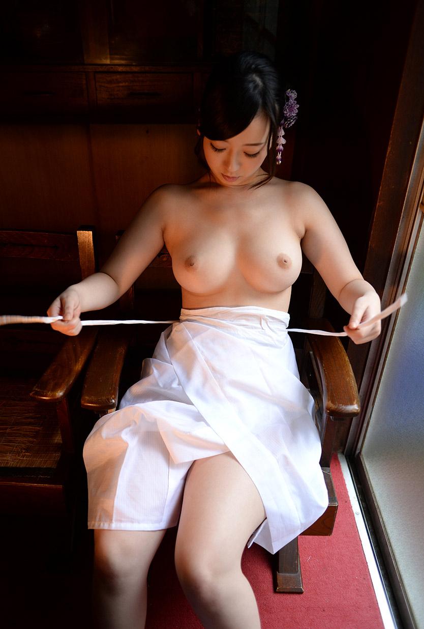 Japanese Geisha Girl Naked