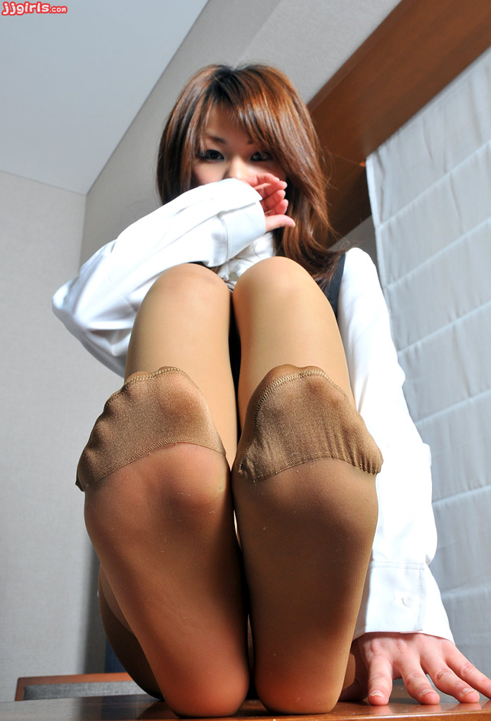 Foot fetish in japanese