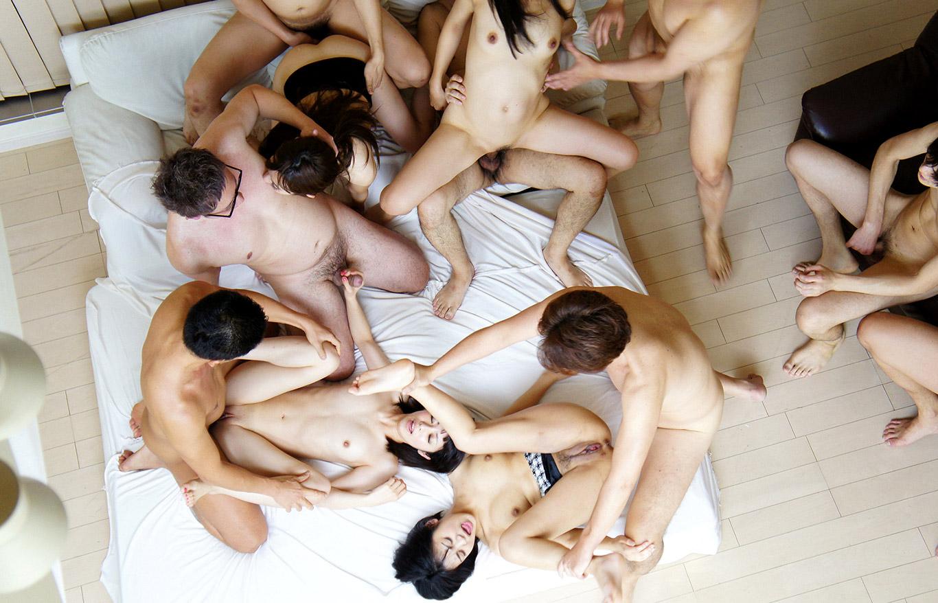 Japanese Orgy Porn