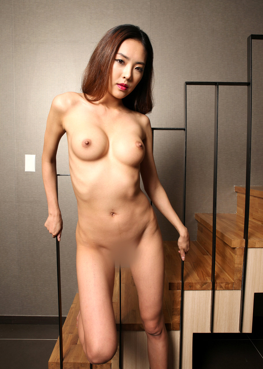 Tits manga nude post model korean skinny